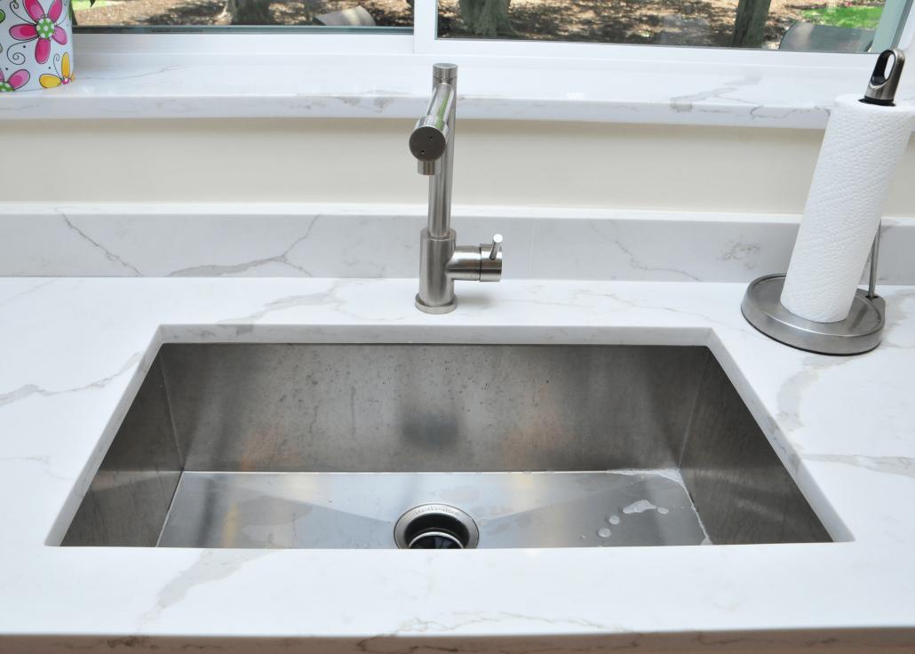 Bianco Oro Terrastone Quartz Kitchen Photos And Details