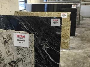 Full Granite Slabs At Titan Granite