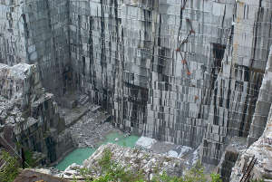 Granite Quarry - Rock Of Ages