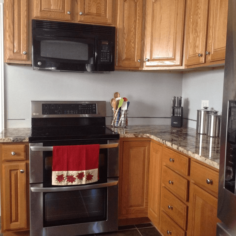 Granite Kitchen: National Treasure Granite Kitchen