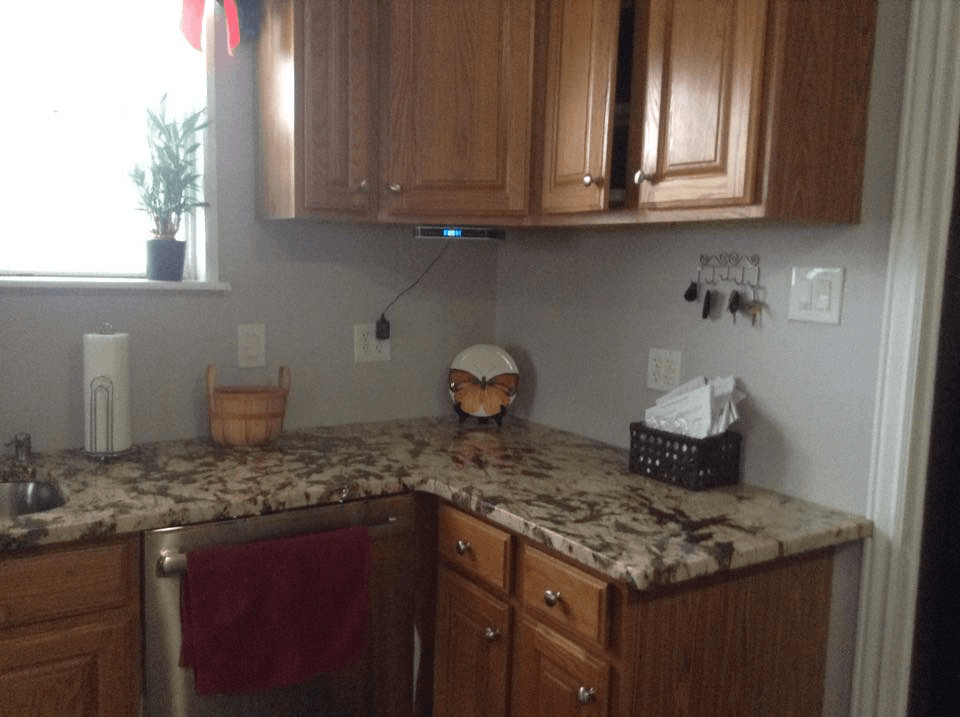 National Treasure Granite Kitchen Project Details And