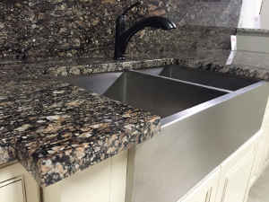 Granite Edges - Countertop Edge Options - Titan Granite