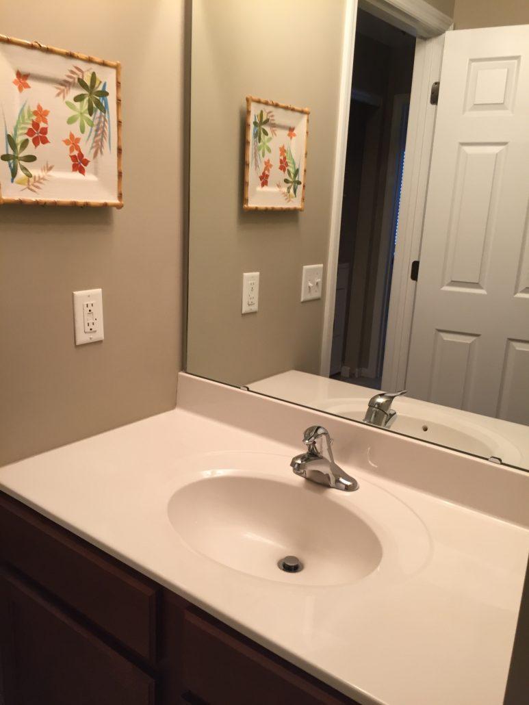 beauties bathroom vanity cecilia santa pin granite