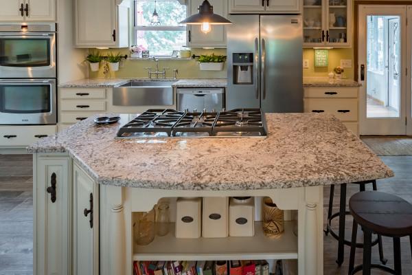 pergaminho granite kitchen pictures and project details titan granite rh titangranitestl com