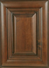 Coffee Victorian Cabinet Door