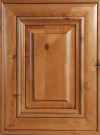 Knotty Maple Victorian Cabinet Door