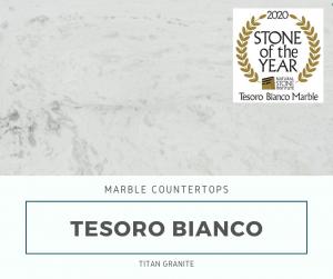 Tesoro Bianco 2020 Stone of The Year